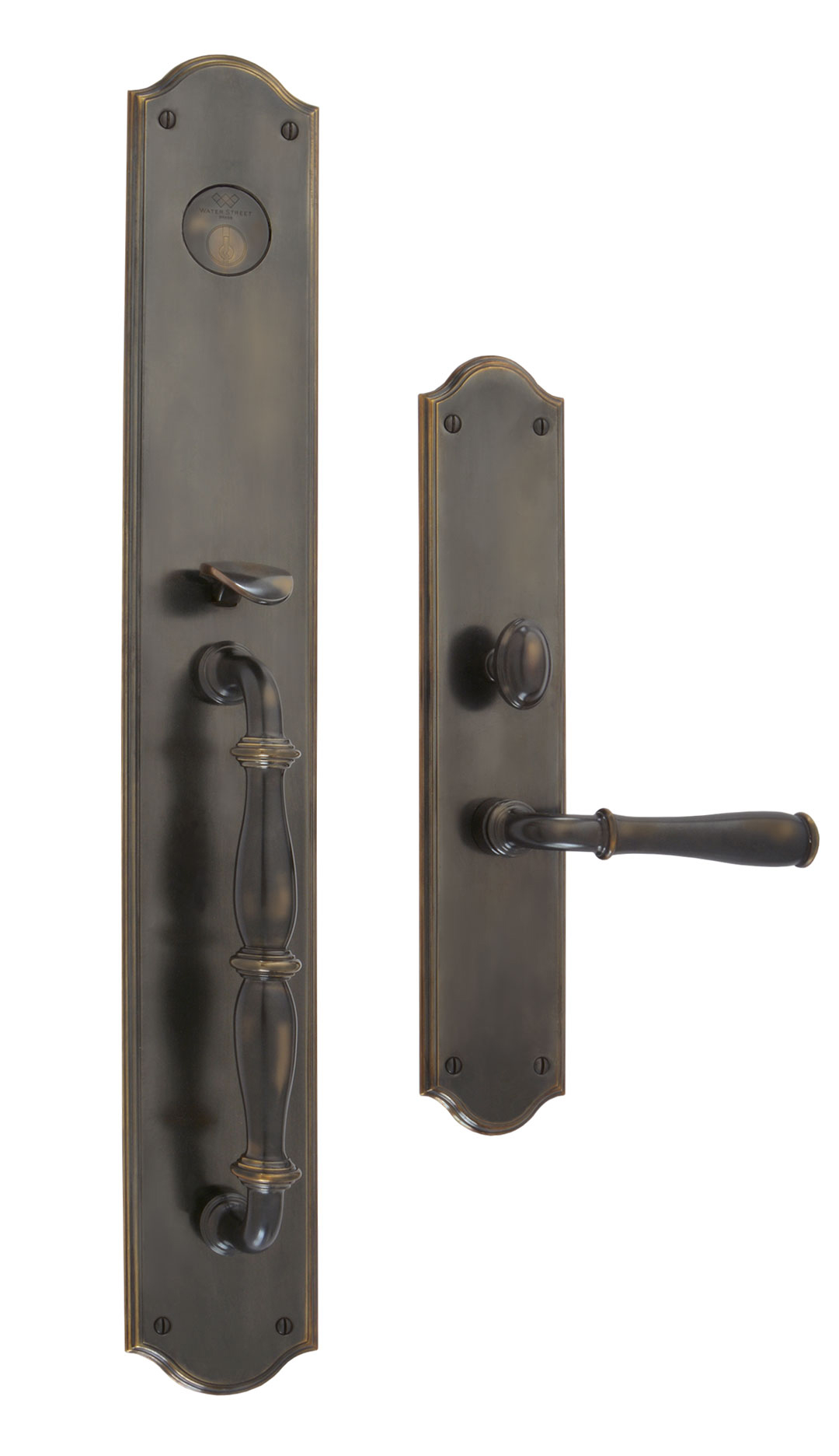 Jamestown Entrance Handle Sets
